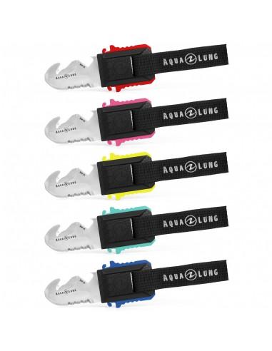Aqualung Cuchillo Micro Squeeze Color