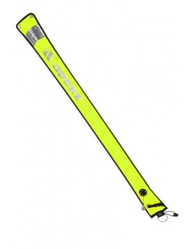 Apeks Boya SMB Amarilla Cerrada de 140cm