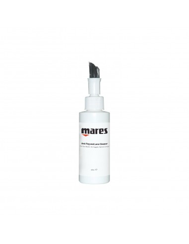 Mares Antifog Gel / limpia cristal 60ml