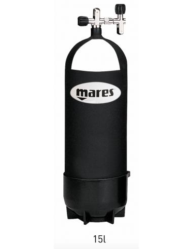 Mares Botella 15 litros (2 salidas)