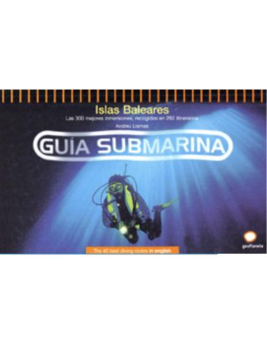 GUIA SUBMARINA DE LAS Islas Baleares...
