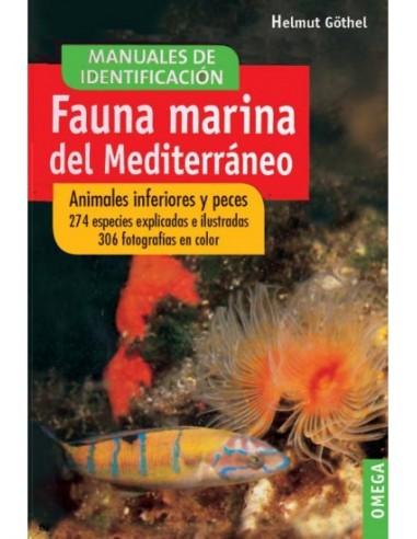 FAUNA MARINA DEL MEDITERRANEO (Helmut...