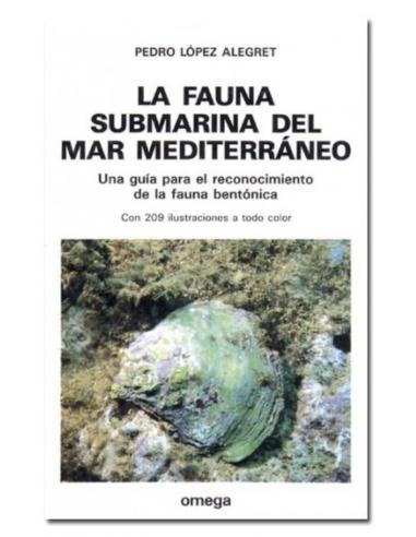 Fauna submarina del mar mediterraneo...