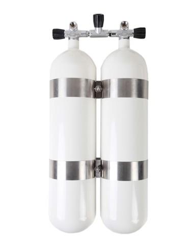 EuroCylinders Bibotella 15 litros