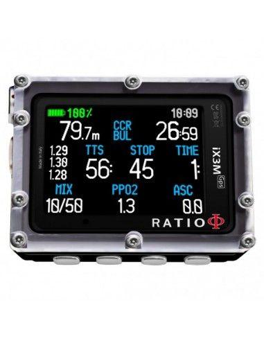 Ratio iX3M GPS Reb